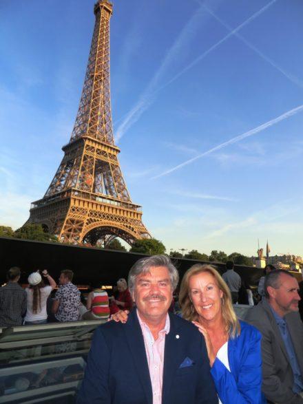 Mark And Bev In Paris