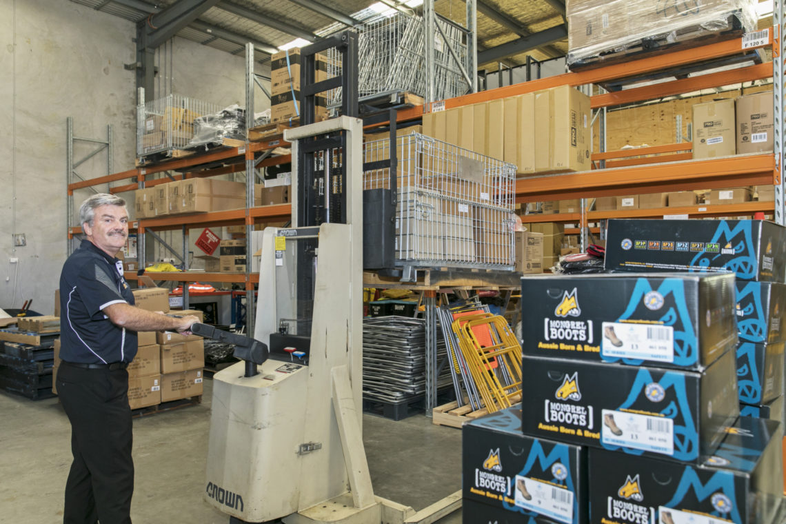 Warehouse Safety Quip Franchise