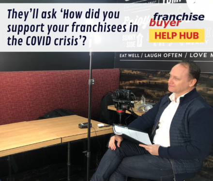 They'Ll Ask ' How Did You Support Your Franchisees In The Covid Crisis' 780X660Px