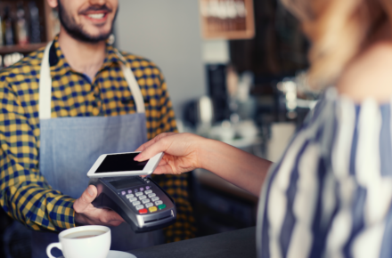 Contacless Payment Franchise Buyer