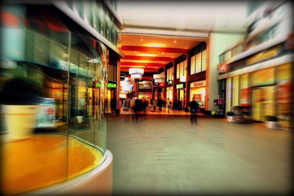 Shopping Mall On Franchise Buyer