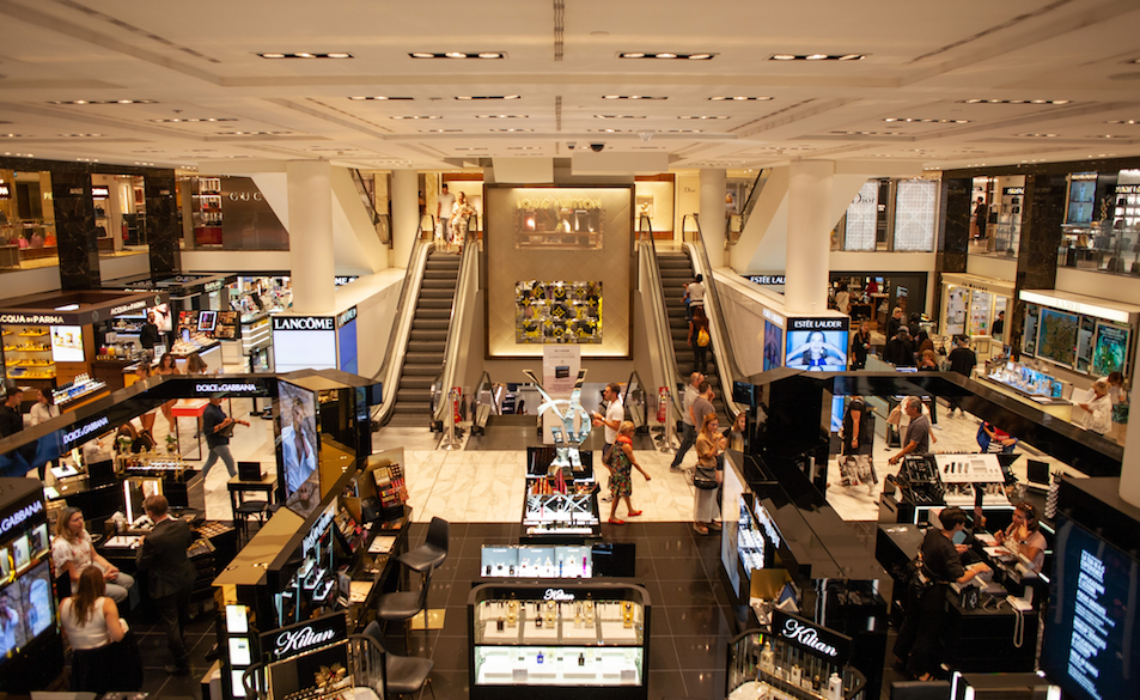 Retail Floor Space On Franchise Buyer With Rdg