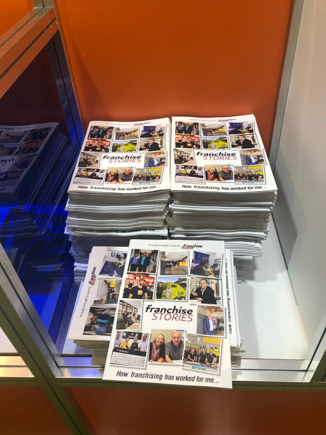 Franchise Stories Publication Sydney Expo Booth 2019 3