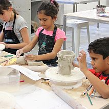 Pottery and Clay Sculpture Term Class for Children | Years 2-4