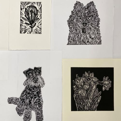 Introduction to Block Printmaking   Julia Flanagan