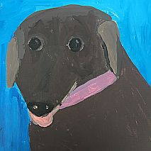 Paint Your Pet!   5-7 years