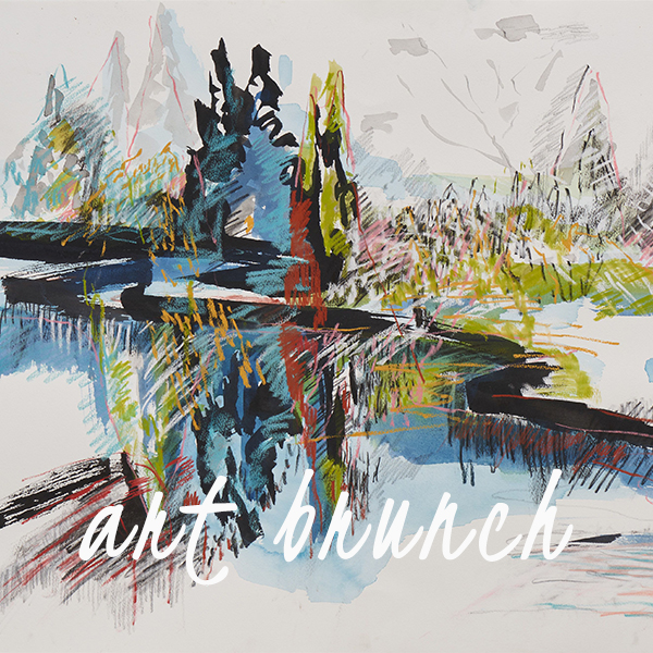 Art Brunch | Sketch in Pen, Ink and Wash with Ochre Lawson