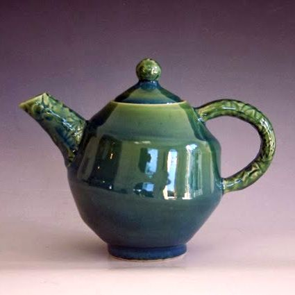 Make a Ceramic Teapot on the Pottery Wheel with Denise McDonald
