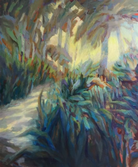 Online | Painting for Expression with Juliet Holmes a Court