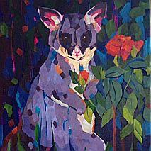 Acrylic Painting | Paint on the Wild Side | Mellissa Read-Devine