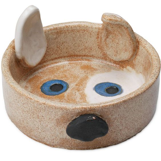 Ceramic Cats or Dogs bowl | 5-7 years