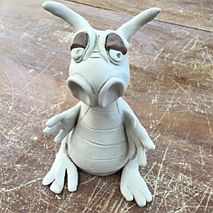 Clay | Dragons and Mythical Creatures | 8-12 years