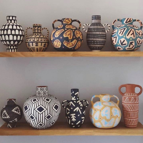 Ceramics | Contemporary Coil Pots | 8-12 years