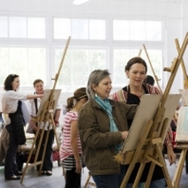 Foundations of Drawing and Acrylics for beginners and beyond | Sally Mowbray