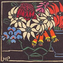 Printmaking | Aussie Native Flora and Fauna in Print | Teens