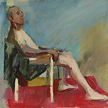 Painting | Figure Painting from Life using Oil or Acrylics | One Day Workshop with Rachel Milne