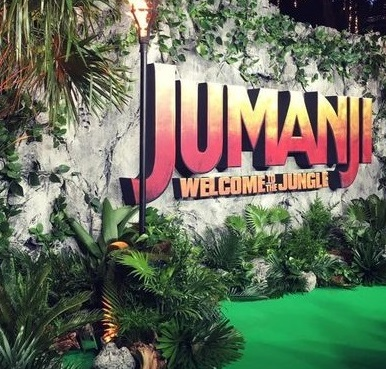 Cartoon Tales of the Jungle - JUMANJI | 8-12 years