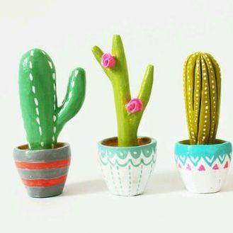 Ceramic Creative Cactus | 7-9 years