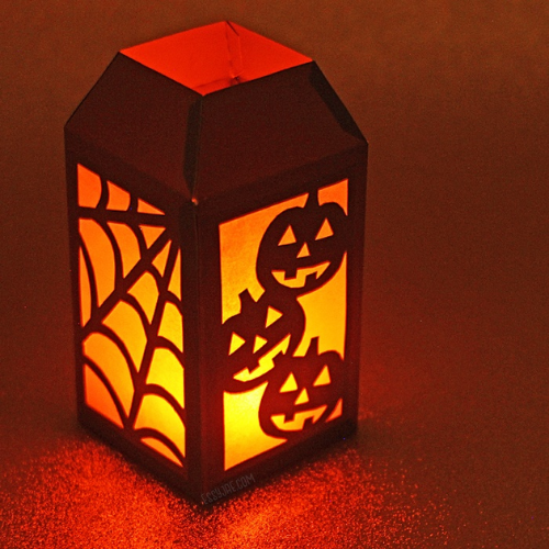 Halloween Special | Creepy Lanterns | Sculpting with Paper (ages 8+)