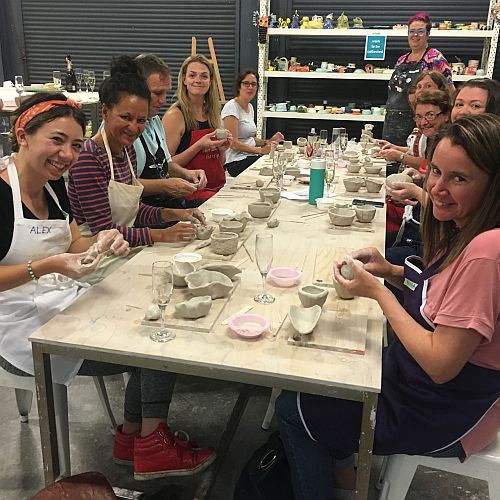 Art Brunch | Handmade Bowls Sunday Workshop