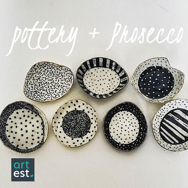 Pottery + Prosecco | Handmade Bowls Evening Workshop