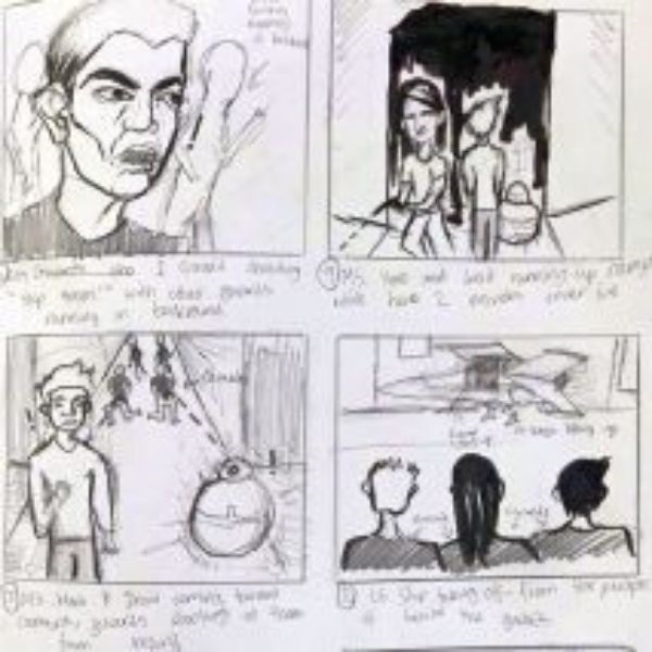 Masterclass | Storyboarding and Illustration | 8-12 years