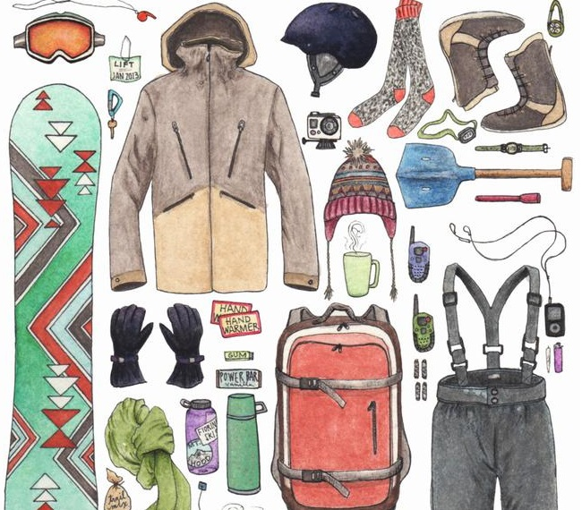 Illustration | Adventurers Pack | 8-12 years