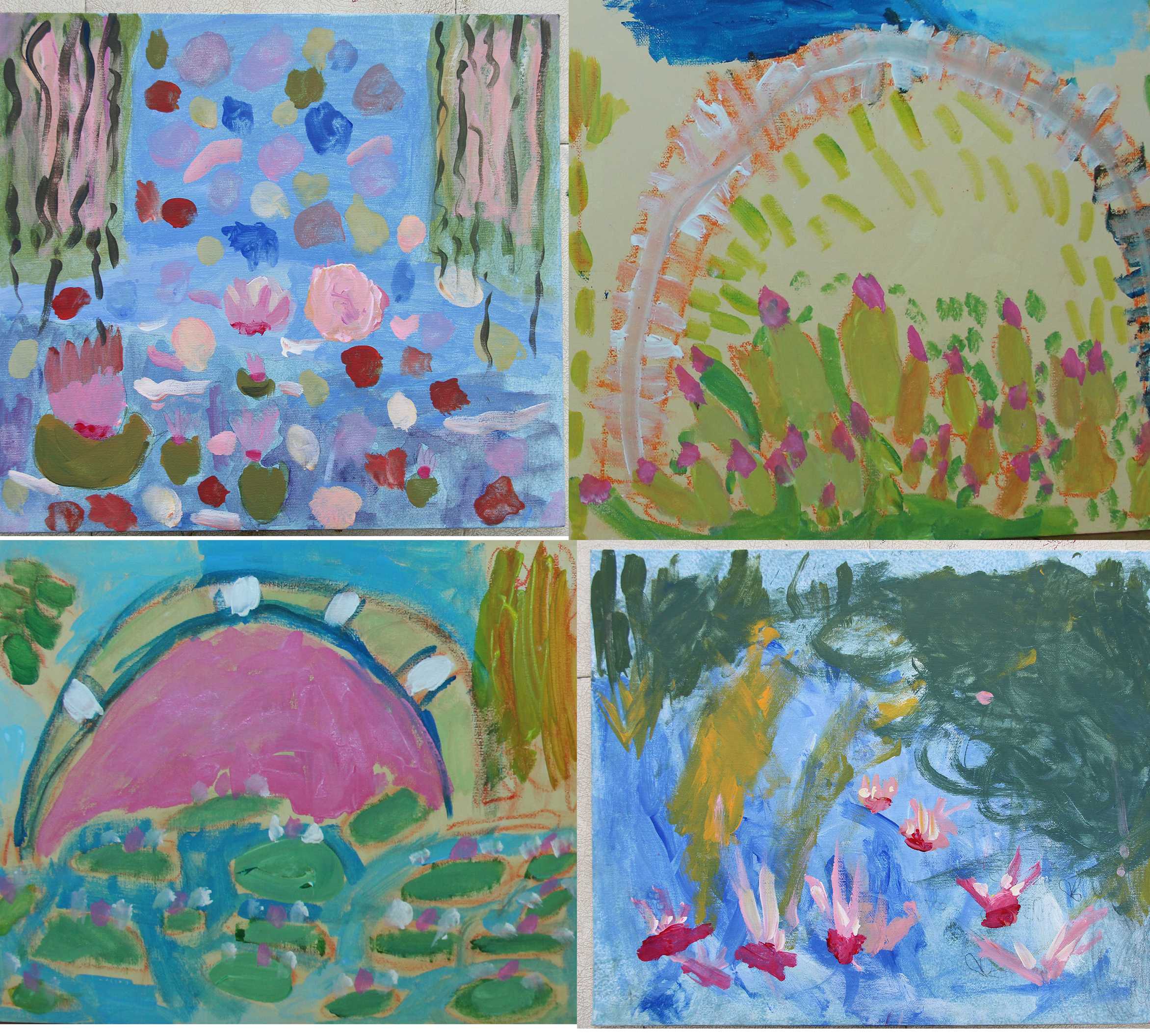 Painting | Monet Masters | 5-7 years