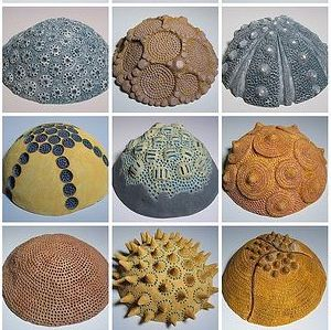 Ceramics | Sea Urchins, Sea Succulents or Amoebas | 10+