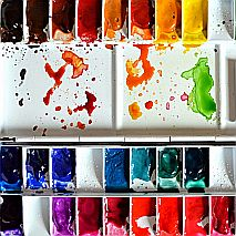 Paint | Mix it Up Colour for Kids | 7-9 years