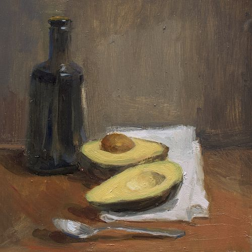 Oil Painting | Alla Prima Still Life Painting with Matilda Michell
