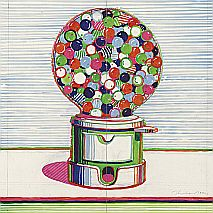 Paint | Sweet Art inspired by Wayne Theibaud | 8-12 years