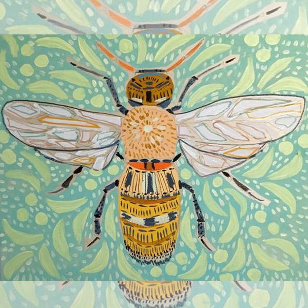 Paint | Big Bugs! | 7-9 years