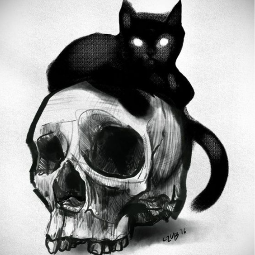 Halloween Special | Scary Skulls | Illustration and Drawing (ages 10+)