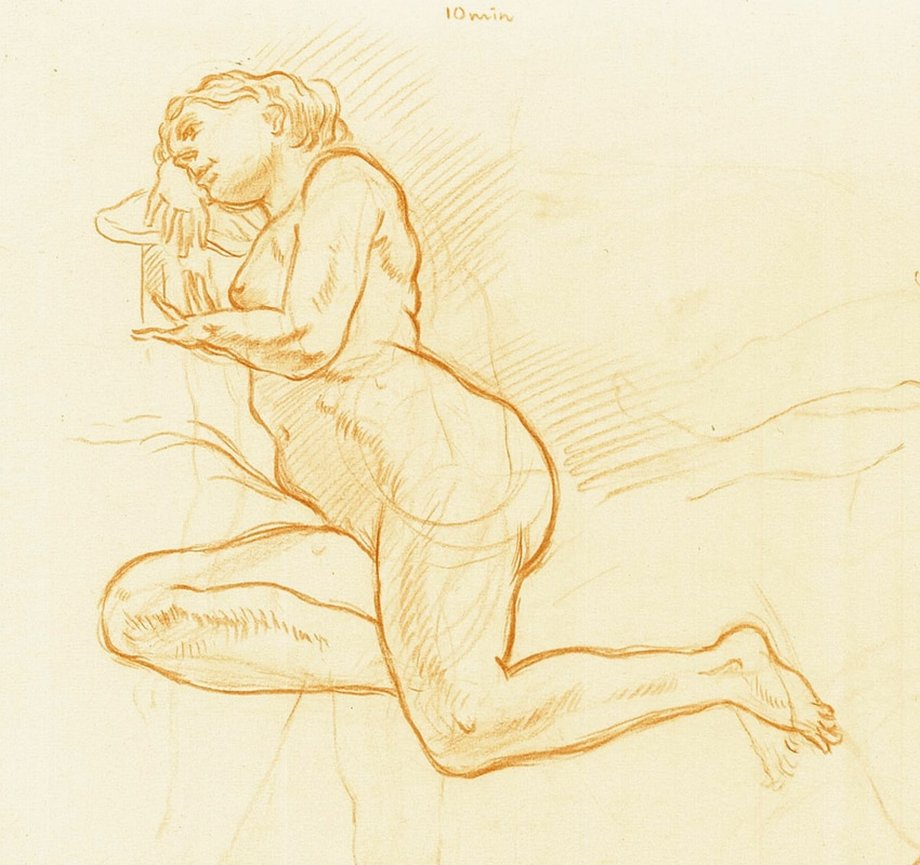 Life Drawing for Beginners and Beyond (Part 1 or Part 2) with Dominique Millar