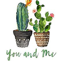 Painting | Succulents and Botanicals | Family Adults and Kids 8+