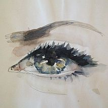 Watercolour Painting Open Studio with Susie Murphie