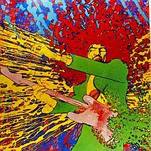 Painting | Pop Art Album Covers | 8-12 years