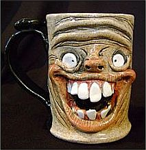 Ceramics | Strange Mugs | Years 4-6