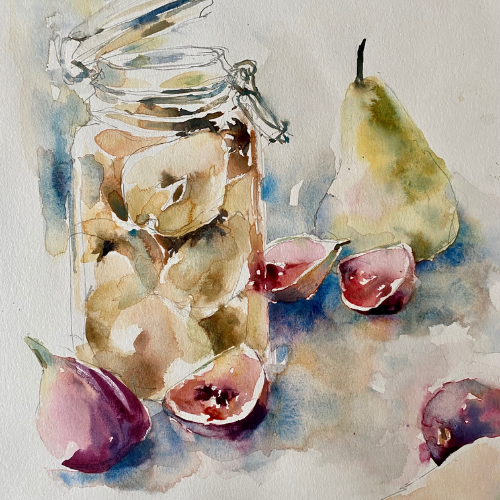 Online | Watercolour Painting for Everyone with Susie Murphie