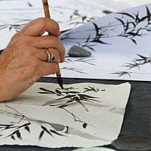 Exploring Nature in Contemporary Chinese Brush Painting with Bronwen Wade-Leeuwen