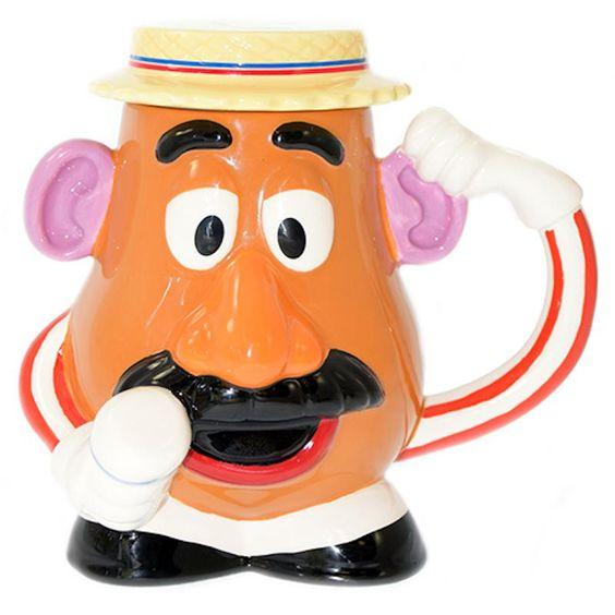 Ceramic Mr Potato Head or Buzz   5-7 years