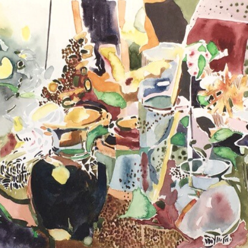 Expressive Watercolours with Tanya Baily