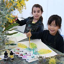 Paint Beautiful Aussie Flora | 7-9 years