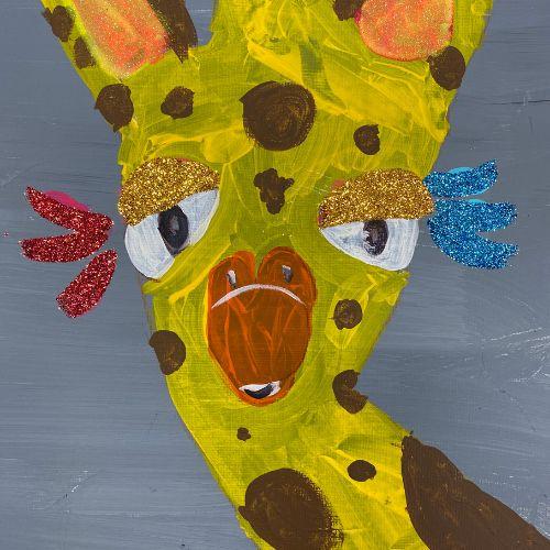 Online | Gentle Giraffes  | 5-9 years