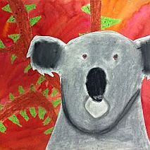 Draw + Paint Aussie Animals | 5-7 years