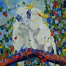 Paint on the Wild Side Vibrant Animal Paintings in Acrylics with Mellissa Read-Devine