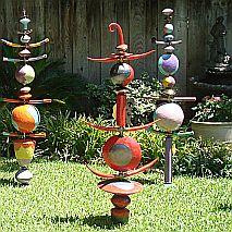 Make a Ceramic Garden Totem | Kassandra Bossell