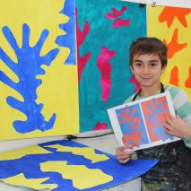 Colours of Matisse | 7-9 years