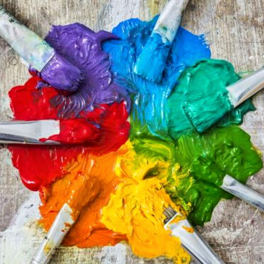 Paint | Colour Mixing+Matching | 8-12 years